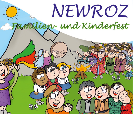 Thumbnail for the post titled: Newroz Familien- und Kinderfest – 2018