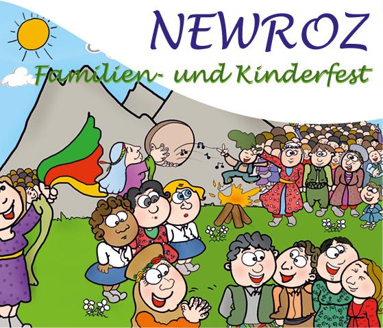 NEWROZ FAMILIEN- UND KINDERFEST