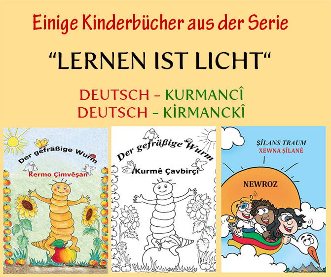 ZWEISPRACHIGES LERNMATERIAL (Deutsch-Kurmancî)