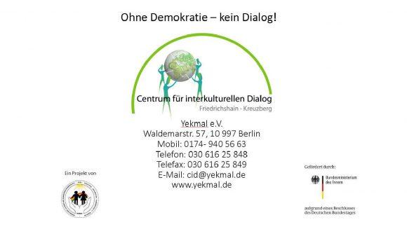 Thumbnail for the post titled: Centrum für interkulturellen Dialog