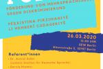 Thumbnail for the post titled: Podium: Förderung von Sprachen zur Bekämpfung von Diskriminierung