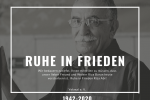 Thumbnail for the post titled: Ruhe in Frieden