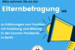 Thumbnail for the post titled: Elternbefragung in der Corona-Pandemiezeit